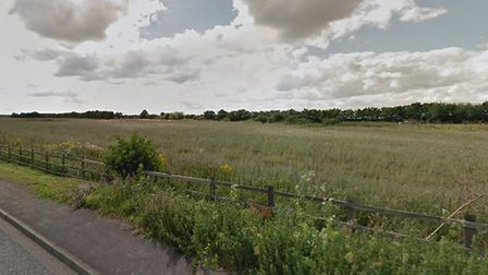 An M&S Foodhall and Aldi are one step closer to being built on land between York Way and the A505 in
