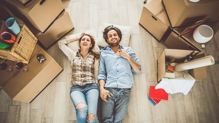 The dream of home ownership can sometimes become a reality [PA Photo/thinkstockphotos]