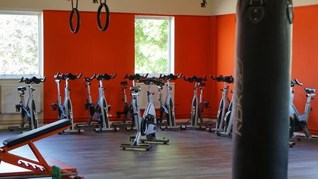 The Fitness Forge in St Neots.