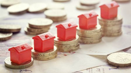 In St Albans, the average was up 41 per cent to £489 per square foot since 2012