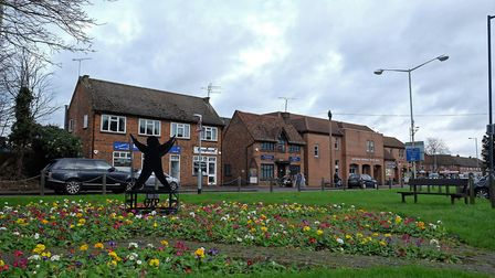 Southdown Green is bordered by Walkers Road and Southdown Road