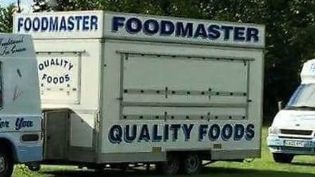 The Foodmaster trailer was stolen from Short Drove in Holme