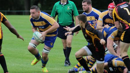 St Albans produced a potentially season-changing performance in the win over Old Merchant Taylors'.