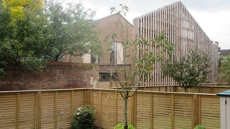 """The development has helped revitalise """"a dilapidated area"""", the Civic Society said"""