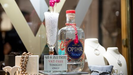 St Albans Gin and Jazz Festival - photos by Stephanie Belton.