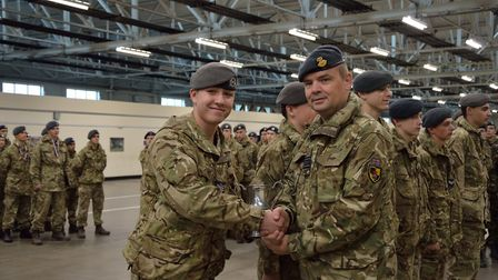 The 2017 Annual Herts & Bucks Wing Air Cadet Overnight Exercise was won by 220 (St Albans) Squadron.
