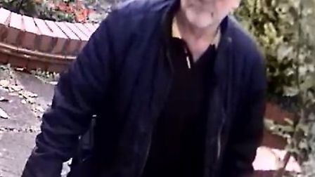 Police would like to speak to this man in connection with a burglary in Melbourn on October 19. Pic