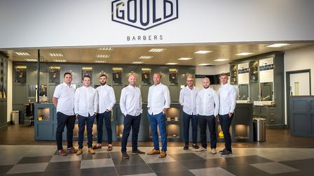TRIM: Gould barbers is opening a branch at Tesco in Huntingdon