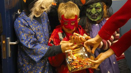 Halloween is a time of worry for some homeowners