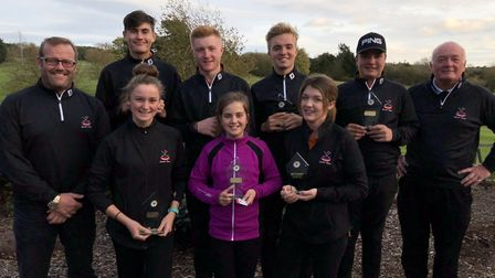 Redbourn Golf Club's juniors have had a successful year but are looking to recruit even more players