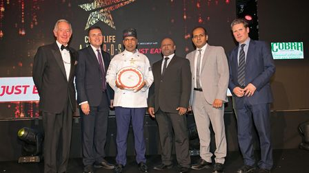 Curry Life Awards 2017, Lancaster Hotel - 22Oct17