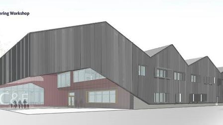 Plans for the construction and engineering workshops
