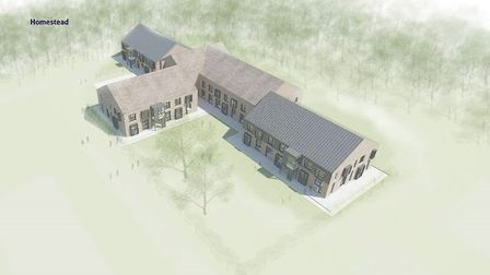Plans for the student accomodation