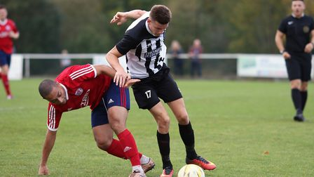 Colney Heath are moving up the SSML Premier Division table after three successive wins. Picture: KEV