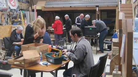 Royston Repair Café members are taking part in a world record attempt in Cambridge this weekend.