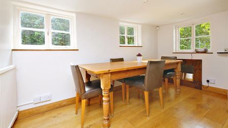 The property is on the market for £975,000