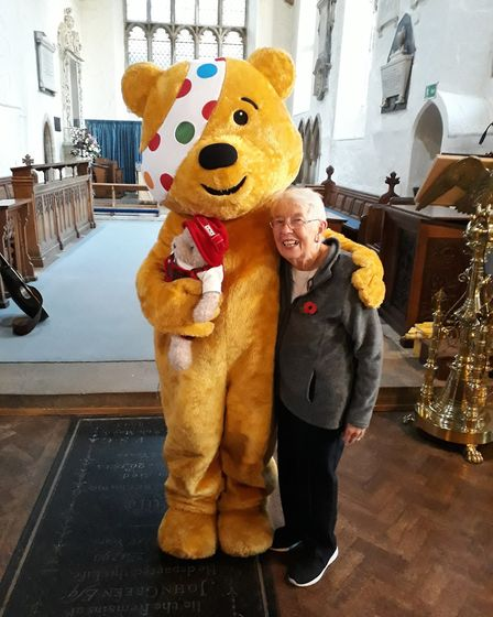 Margaret Street and Pudsey at St Mary's Church, in Buckden.