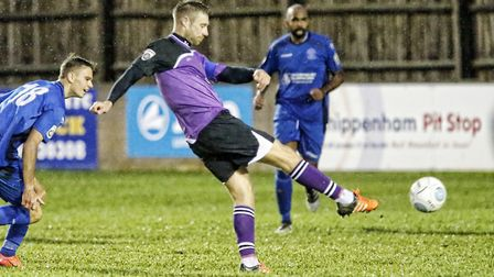 David Noble has joined the coaching staff at St Albans City. Picture: LEIGH PAGE