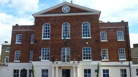 The inquest was heard at Huntingdon Town Hall.