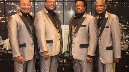 The Stylistics will perform at The Alban Arena in St Albans