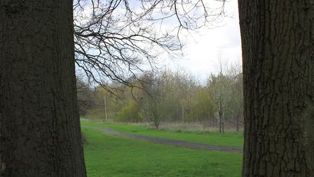 Highfield Park offers acres of green space