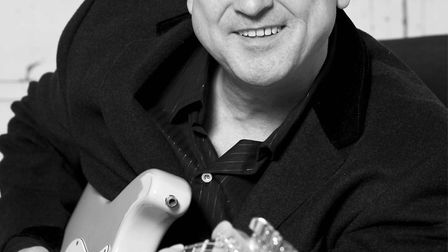 Bay City Roller Les McKeown is coming to The Alban Arena in St Albans [Picture: Phil Carpenter]