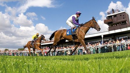 The Brian Martin Pallets Annual Beer Festival Raceday is at Huntingdon on Sunday.