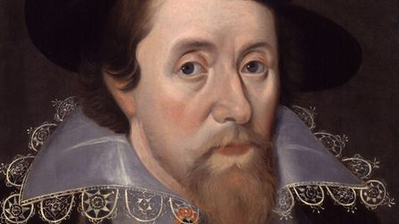 King James I had a residence in Royston.