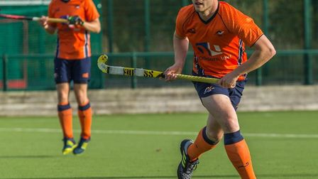 St Albans stayed top of the table with an 8-1 win over Spalding. Picture: CHRIS HOBSON PHOTOGRAPHY