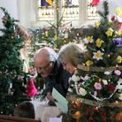 The Meldreth Christmas Tree Festival is coming up. Picture: H.F. Baker