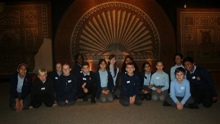 The Mandeville Primary School museum takeover.