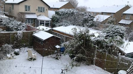 These shots were captured on Sunday in Godmanchester. Pictures: ARCHANT