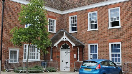 INQUEST: Coroner's office at Lawrence Court, Huntingdon