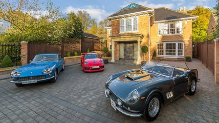 53 The Park, St Albans - now on the market for £5m