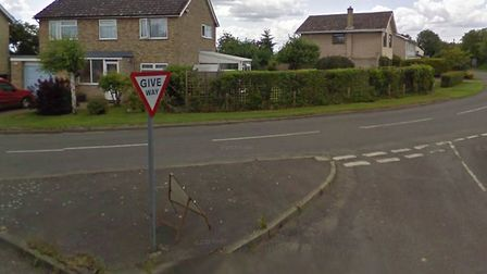 A bus service has changed the route due to the dangerous junction at North End in Bassingbourn. Pict