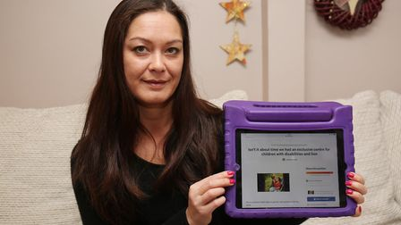 St Albans mum Donna Sharp, has started a petition and is raising money to open a sensory centre for