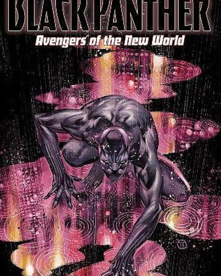 Black Panther: Avengers of the New World Book One.