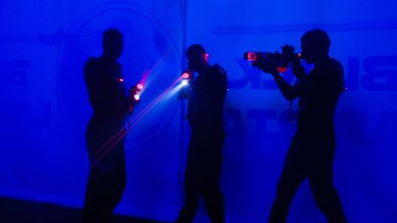 Laser tag. Picture: heipei.net