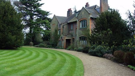 Another of Ayot St Lawrence's fine properties