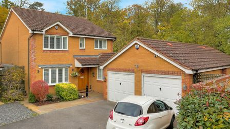 Wynches Farm Drive, St Albans (Frost's)