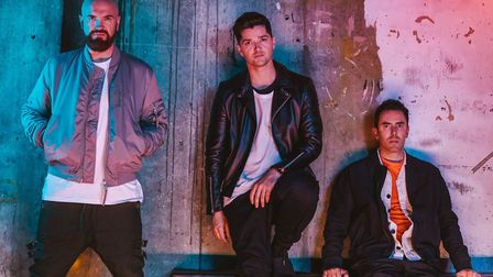 The Script will perform at Thetford Forest