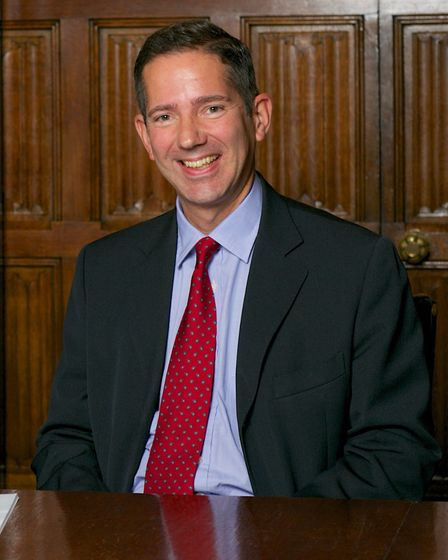 Huntingdon MP Jonathan Djanogly was pleased the report highlighted the access to high-skilled, high-