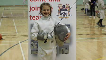 Seven fencers from Paul Davis Fencing Academy have been selected for England.