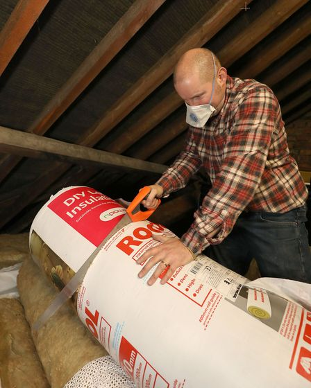 Insulating your loft may be easier than you thought [Philip Toscano/PA Photos]