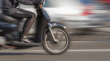 Masked youths riding mopeds are marauding around St Albans.