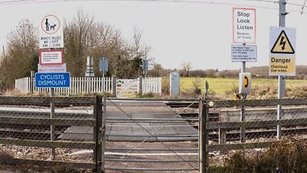 REPLACED: Abbots Ripton level crossing is set to close and a safer alternative is to be put in place