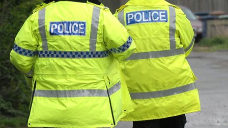 Police are investigating after a man was threatened with a screwdriver at his home in Sandy.