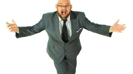 Comedian Chris Norton Walker presents his stand-up show, YEAH!, at the Maltings Arts Theatre in St A