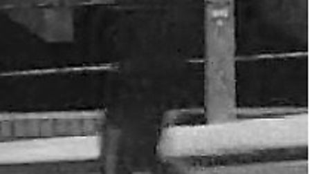 Do you know this man? Picture: Herts police