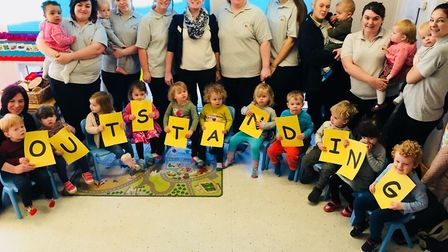 The Apricot Day Nursery in St Neots. Picture: CONTRIBUTED